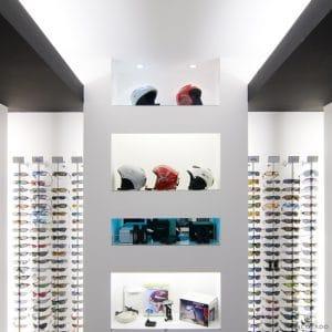 En el diseño hay que replanteárselo, proyecto de diseño interior en una tienda de complementos
