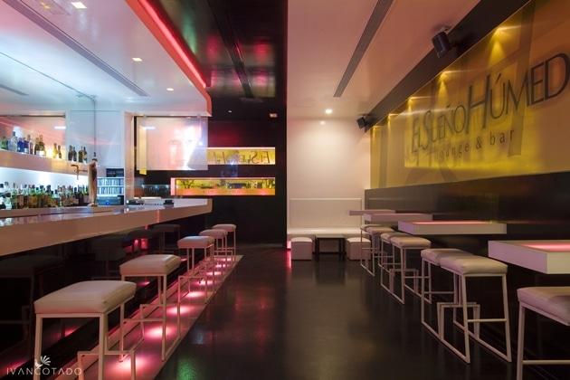 Diseño de bares y restaurantes. El Sueño Húmedo Lounge & Bar