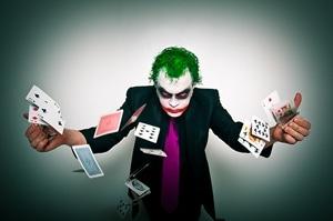 Ivan Cotado Diseño de Interiores Comerciales. Si algo se te da bien, no lo hagas gratis. El Joker.
