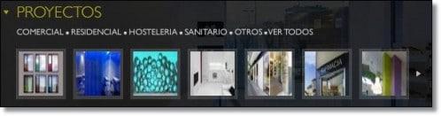 Ver fotografías de proyectos de interiorismo de Ivan Cotado a gran tamaño
