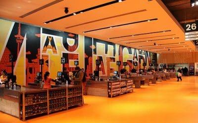 Diseño de supermercados en 3 claves (Loblaws Maple Leaf Gardens en Ontario)