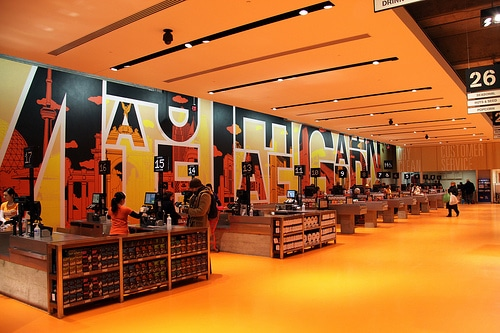 Diseño de supermercados en 3 claves (Loblaws Maple Leaf Gardens en Ontario)
