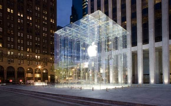 Tienda Apple New York
