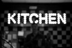 Diseño de restaurantes. Manual basico de interiorismo. Cocina