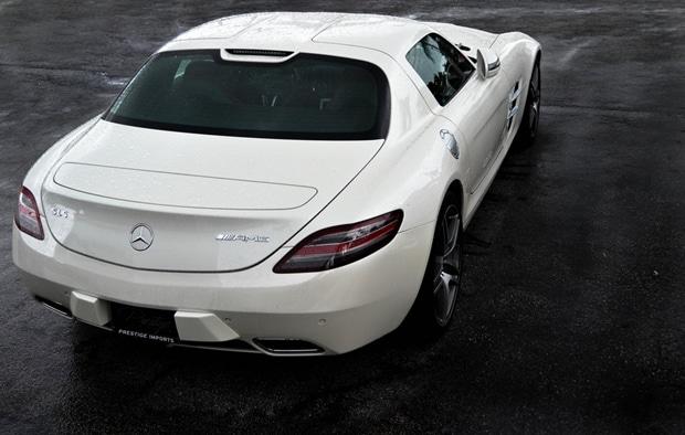 Automóvil Mercedes