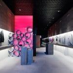 Diseño de tiendas. Diseño de locales comerciales. Tienda de ropa en Santiago de Compostela
