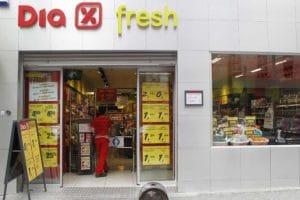 Supermercados DIA Fresh