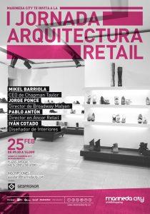 Jornada Arquitectura y Retail Marineda City
