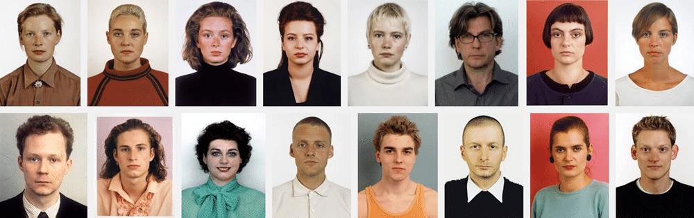 ¿Existe la ausencia de estilo en interiorismo? Retratos de Thomas Ruff