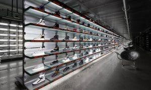 7 expertos 'online' desgranan el futuro del interiorismo y los negocios 'offline'. Tienda Sneakerboy en Sydney