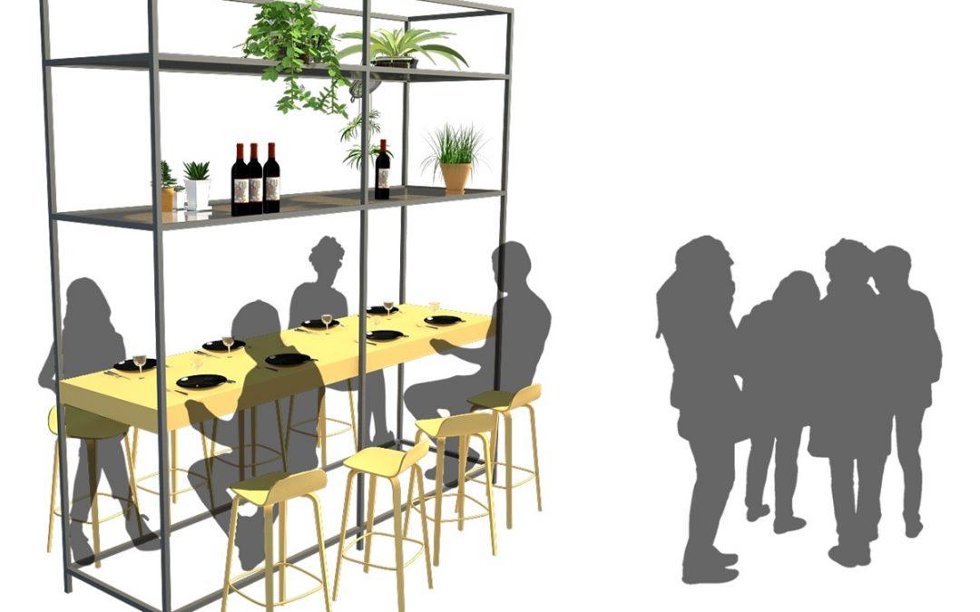 El restaurante que pierde 56.000 €/año por un (mal) diseño interior