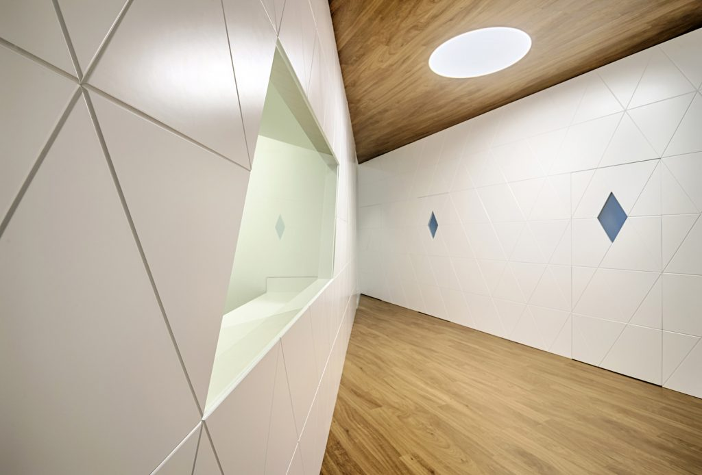 Interiorismo Sala Clinic Ivan Cotado