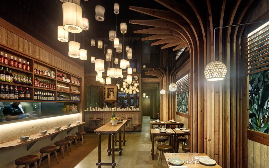 Restaurante asiático Koh Lanta
