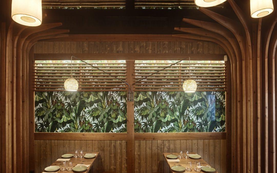 En un restaurante el interiorismo es más importante que la comida