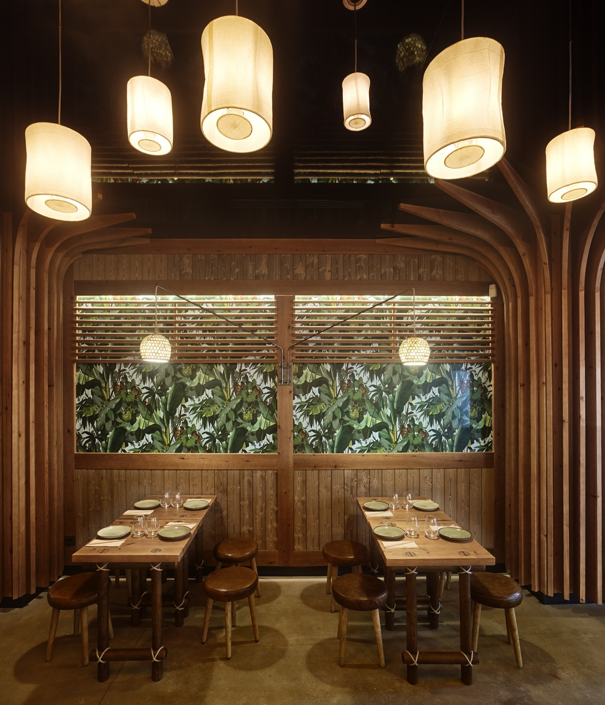 Dise o de restaurantes que funcionan iv n cotado for Diseno de restaurantes