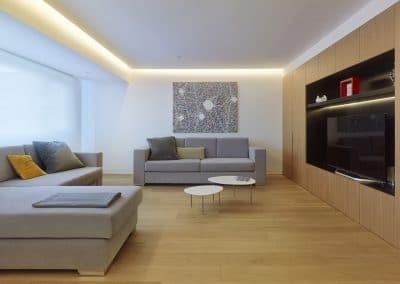 Diseño y reforma de piso en Galicia