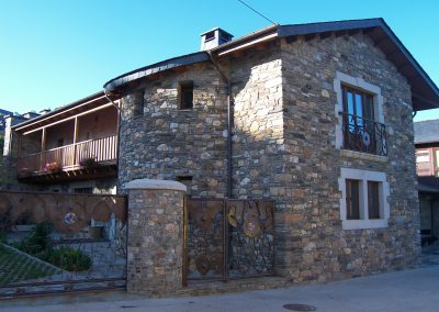 Rehabilitación casa unifamiliar en el Bierzo