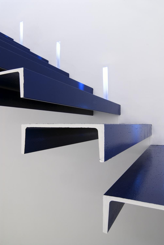 detalle escaleras voladas escaleras voladas - Escaleras Voladas