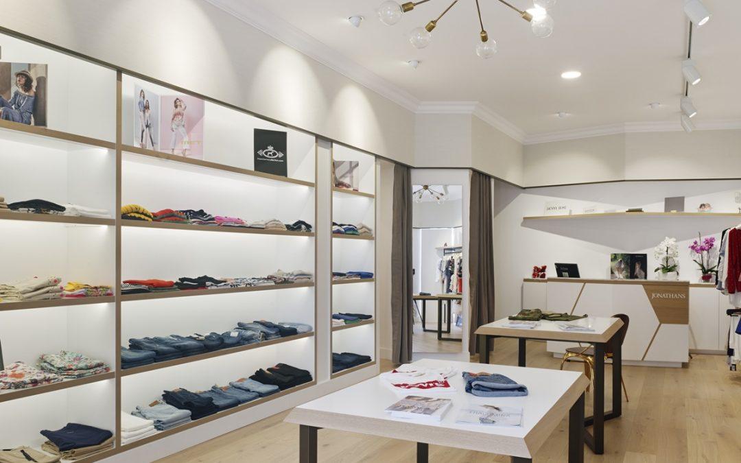 Tienda de moda de mujer Jonathans