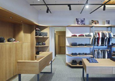 Tienda de moda hombre Madrás