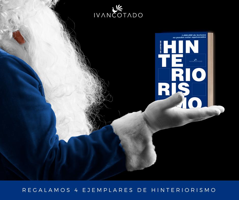 Un lustro de Hinteriorismo, el regalo de Reyes de Iván Cotado