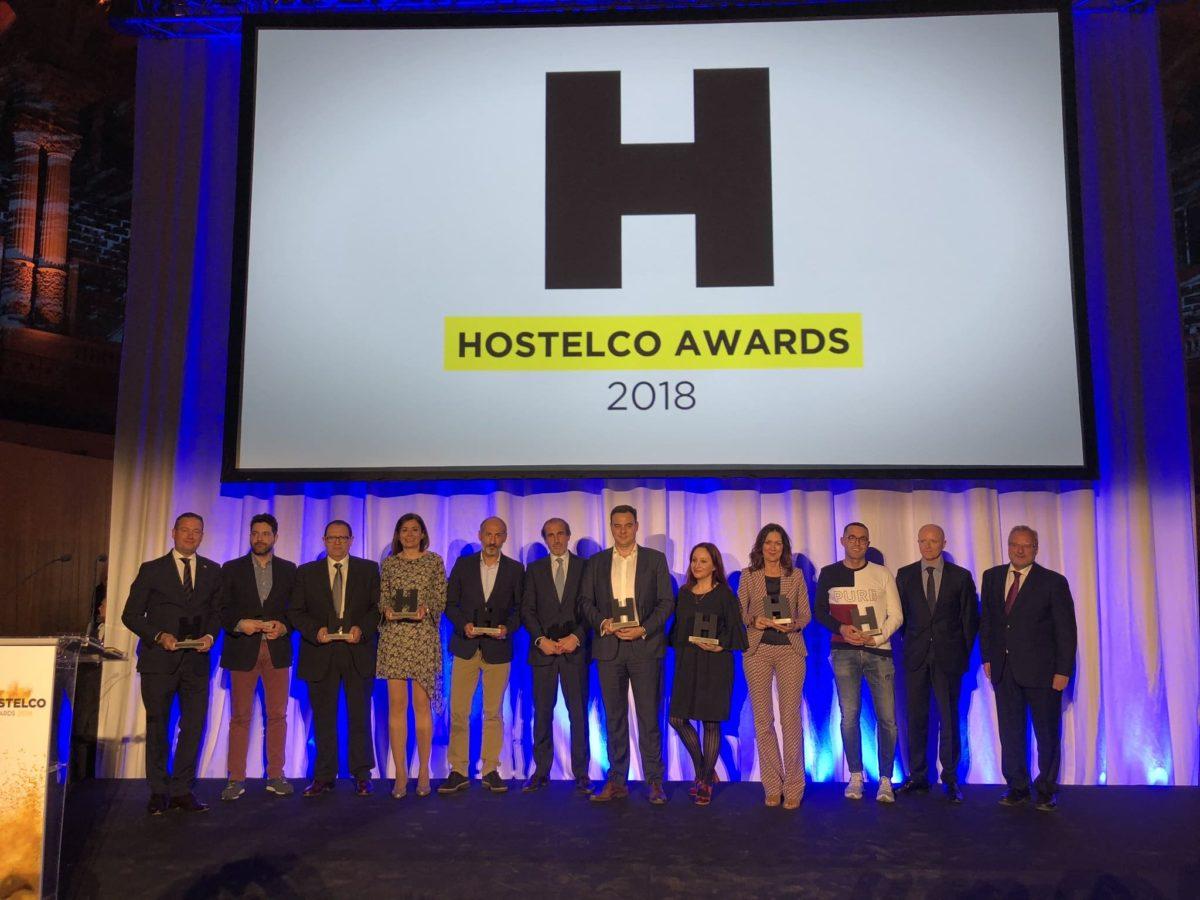 Proyectos Galardonados en los Hostelco Awards 2018