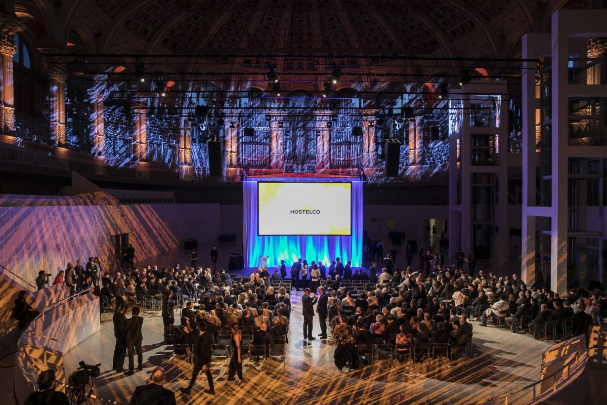 Gala final de los Hostelco Awards 2018 en el Museo Nacional de Arte de Barcelona