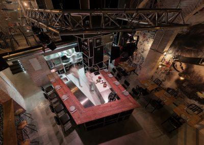Diseño de restaurante Pracer, taberna musical y Premio Incitus 2017