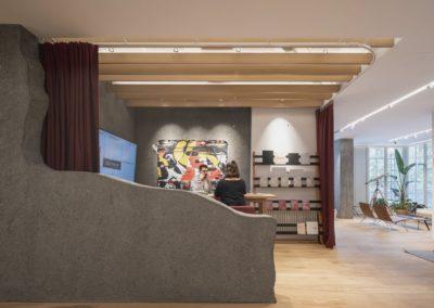 INteriorismo EStratégico en nuevo showroom Sutega