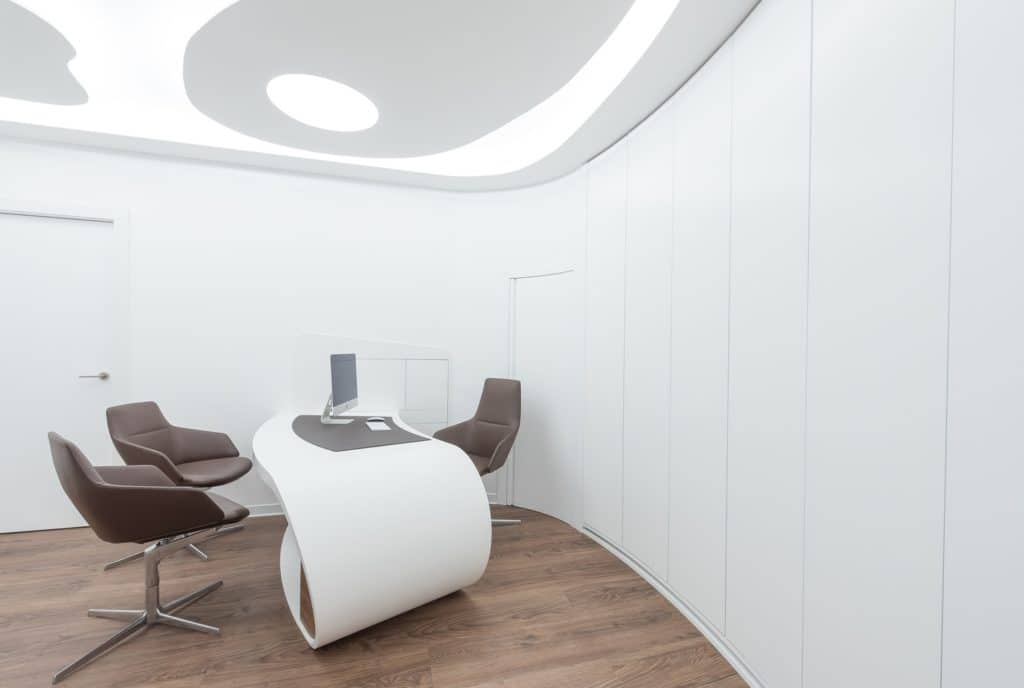 Gabinete principal en Diseño Clínica Ginecología y Obstetricia en la Comunidad Valenciana