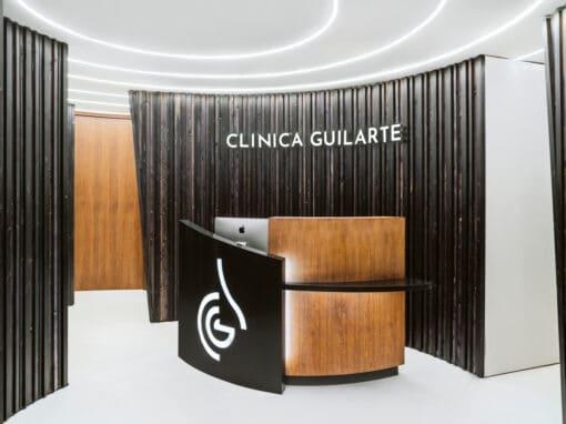 INteriorismo EStratégico Clínica Dr. Guilarte en Madrid