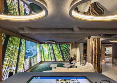Diseño de oficinas Sutega LAB